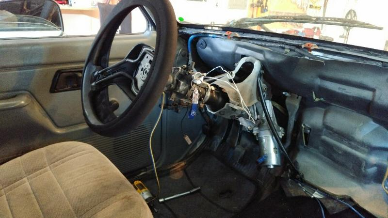 adding power steering fluid to saturn ion