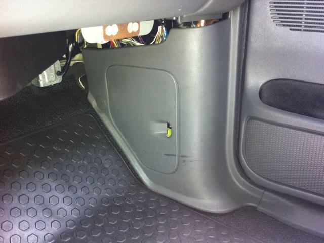 The Ford Ranger Short Burst Horn Modification