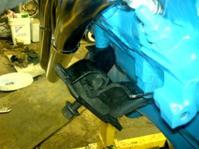 Ford Ranger V 8 Engine Swap