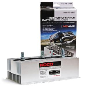 dual battery setups noco 140 amp high performance battery isolator click for more details reviews