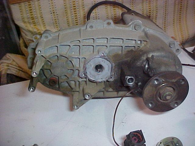 Rebuilding A Ford Transfer Case Shift Motor The Ranger Stationrhtherangerstation: Ford Expedition Transfer Case Location At Gmaili.net