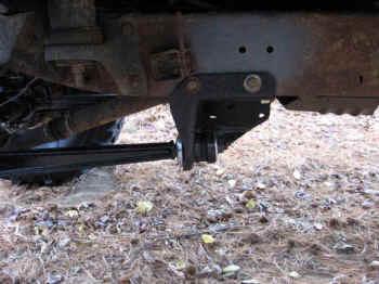 Ford Ranger Solid Axle Swap Sas