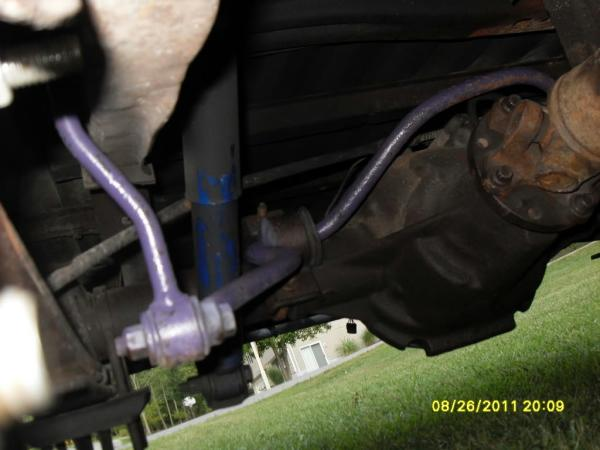 Sway Bar Options For Your Ford Ranger