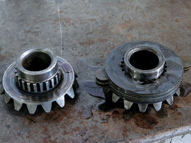 Rebuilding A Traction-Lok Differential