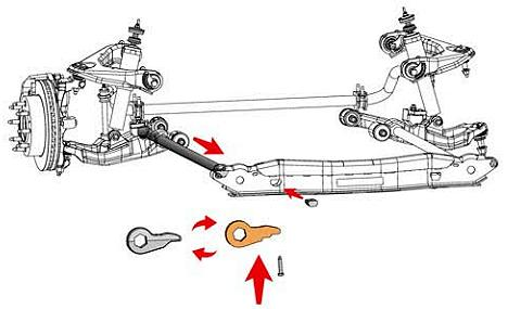Torsion Key Diagram on Ford Ranger Rear Brake Diagram
