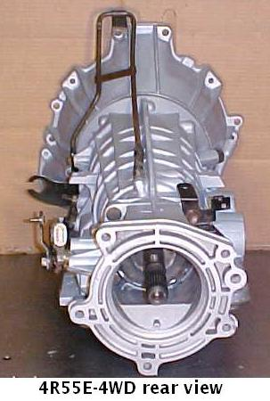 Seven Common Problems With The Ford 4R55E Transmission