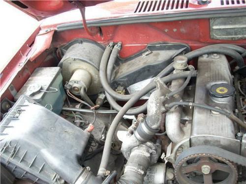 Turbodiesel on 1999 Ford Ranger 4 Cylinder Engine