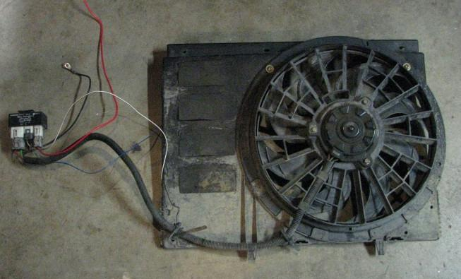 A Taurus Electric Fan Controller Wiring With A Volvo ... on