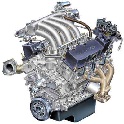 The Ford Vulcan V6 Is A 3 0l 60 Engine First Introduced For 1986 Model Year And Originally Designed To Be Optional In Taurus