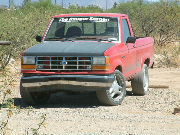 Ford Ranger Lug Pattern >> The Ranger Station Wheel Guide Everything You Need To Know