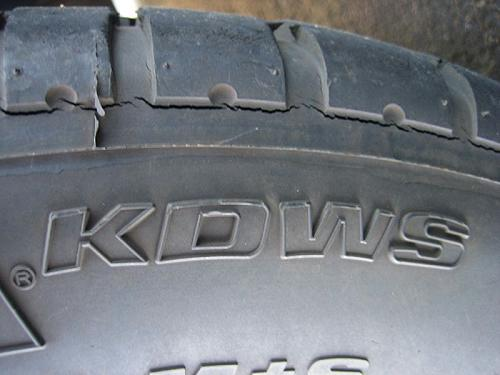 Tire Dry Rot >> How to shop for used tires