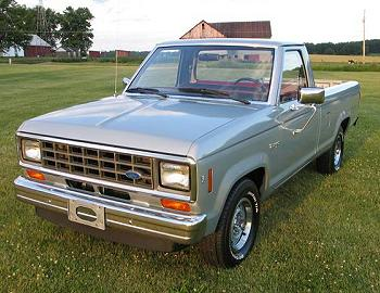 Looking Back – 1984 Ford Ranger