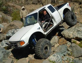 Patricio Leguia 'PatoV6' 1997 Ford Ranger 4×4