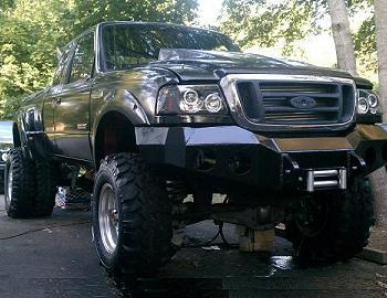 Billy Diesel 7.3L Ford Ranger Dually Diesel