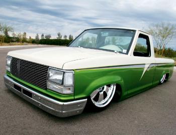 Chris Maurer's 1989 Ford Ranger