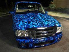 Jevon Hebert's 2000 Ford Ranger