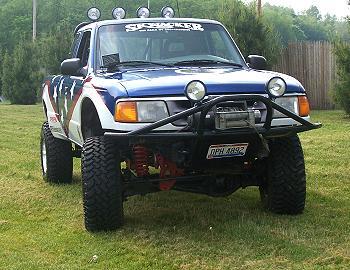 Jim Oaks' 1996 Ford Ranger 4×4 (TRS-2)