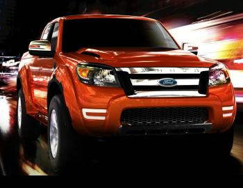Ford Ranger Max – Thailand Concept