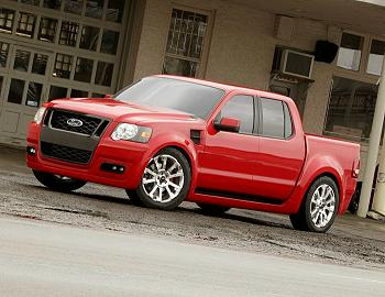 Ford Sport Trac Adrenaline Concept Truck