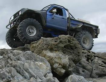 Gwaii 1986 Ford Ranger 4×4