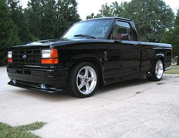 1990 Shelby Ford Ranger