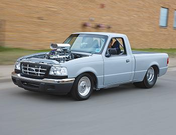 Tim Sockness 1998 Ford Ranger