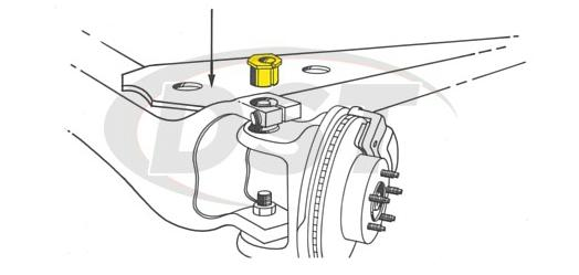 Suspension Accessories – 1983-2011 Ford Ranger 4×4 : The Ranger Station