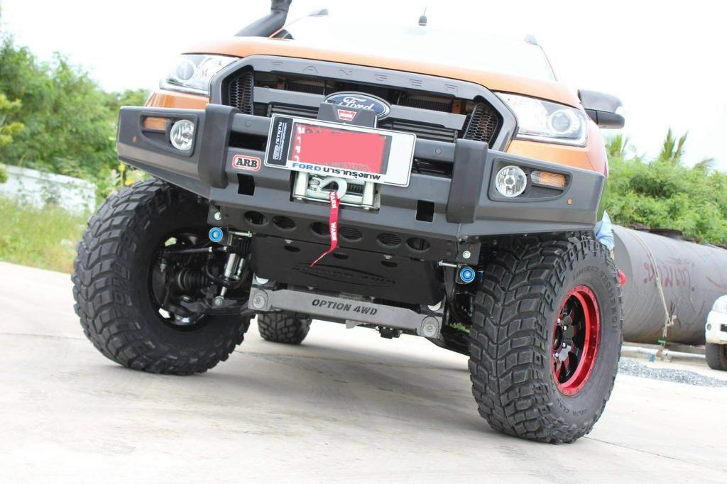 2016 Ford Ranger Wildtrak T6 4