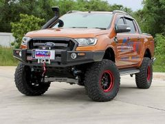 2016 Ford Ranger Wildtrak T6 4-Inch Lift