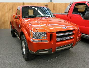 1999 Ford Ranger Powerforce Concept