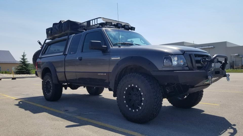 Overlanding 2006 Ford Ranger Fx4 The Ranger Station