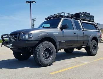Overlanding – 2006 Ford Ranger FX4