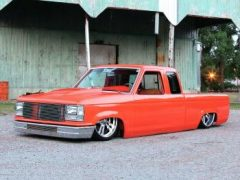 Travis Denison's 1989 Ford Ranger