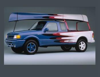 1994 Ford Ranger Sea Splash Concept