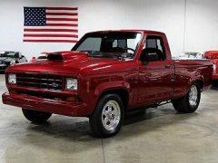 1986 Ford Ranger 460 Drag Truck