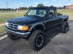 1994 Ford Ranger Rock Crawler