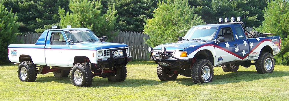 1983 1997 Ford Ranger 4 4 Lift Kits The Ranger Station