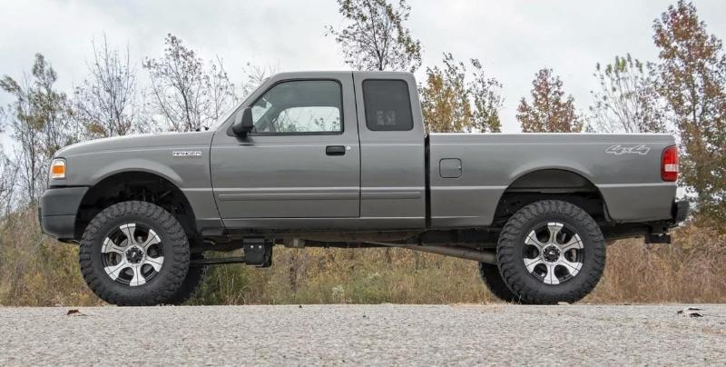 1996 ford ranger 4x4 lift kit
