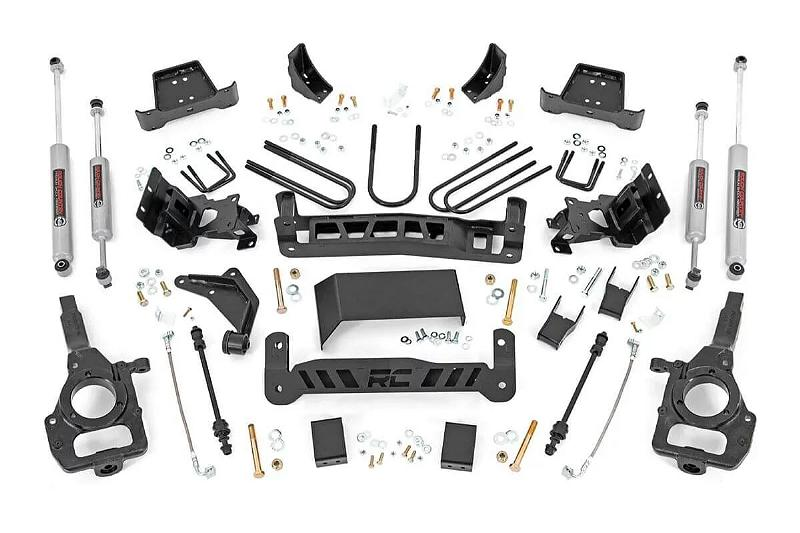 Suspension Kits  U2013 1998