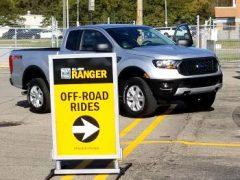 Ford Celebrates The Start of Ranger Production