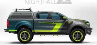 2019 Ford Rangers Built For SEMA