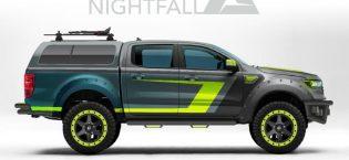 2019 Ford Rangers Built For SEMA