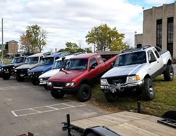 Dearborn Michigan Meet 10/21/2018