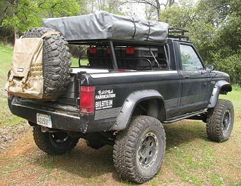 1992 Ford Ranger Expedition Truck