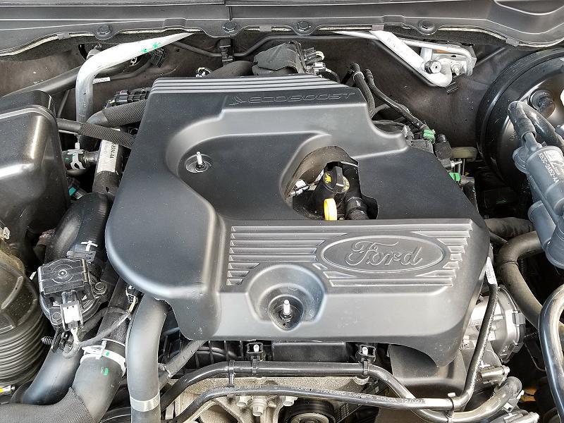 Ford Ranger 2.3L EcoBoost Specifications : The Ranger Station