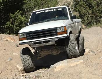 BlackBII's 1989 Ford Ranger 4×4
