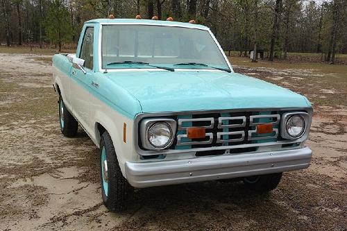 PetesPonies 1983 Ford Ranger