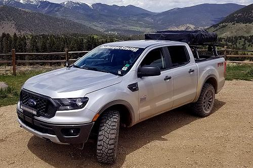 The 'Loan Ranger' – 2019 Ford Ranger FX4