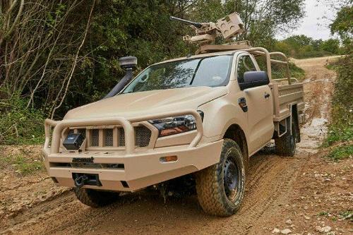 Ford Ranger 'Trigger'