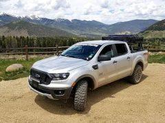 The 'Loan Ranger' – 2019 Ford Ranger FX4